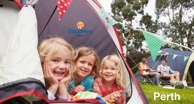 discovery parks forrestfield