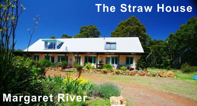 the straw house margaret river